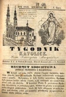 Tygodnik Katolicki, 1849, nr 40