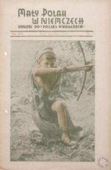 Mały Polak w Niemczech, 1938, R. 13, Nr. 9
