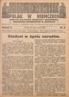Akademik, 1926, R. 2, Nr. 5