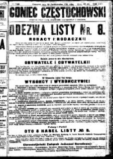 Goniec Częstochowski, 1922, R. 17, No 238