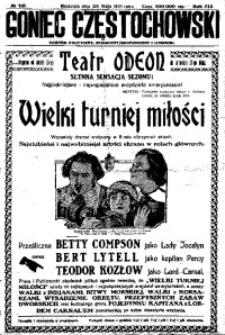 Goniec Częstochowski, 1924, R. 19, No 119