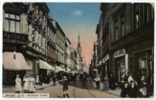 Beuthen, O.-S. Gleiwitzer Strasse