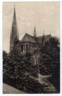 Beuthen O.S., Trinitatiskirche