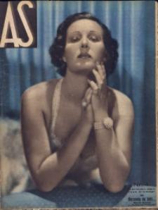 As. Ilustrowany magazyn tygodniowy, 1936, R. 2, nr 4