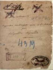 Marnotrawca. Oryginalna czarodziejska opera w 3. Aktach przez Ferdynanda Rajmunda napisana