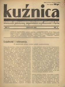 Kuźnica, 1936, R. 2, nr 4