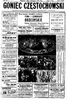Goniec Częstochowski, 1936, R. 31, No 81