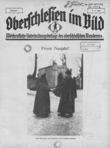 Oberschlesien im Bild, 1930, nr 1