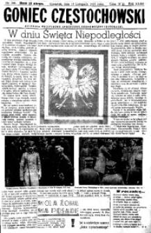 Goniec Częstochowski, 1937, R. 31, no 260