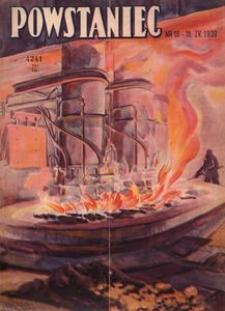 Powstaniec, 1939, R. 13, nr 16