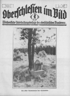 Oberschlesien im Bild, 1930, nr 4