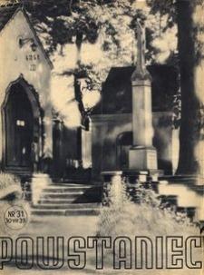 Powstaniec, 1939, R. 13, nr 31