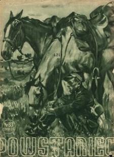 Powstaniec, 1939, R. 13, nr 33