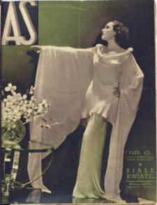 As. Ilustrowany magazyn tygodniowy, 1935, R. 1, nr 10