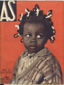 As. Ilustrowany magazyn tygodniowy, 1935, R. 1, nr 11