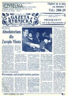 Gazeta Rybnicka, 1992, nr 13 (65)
