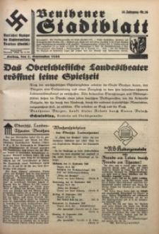 Beuthener Stadtblatt, 1935, Jg. 10, Nr. 36