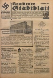 Beuthener Stadtblatt, 1935, Jg. 10, Nr. 37