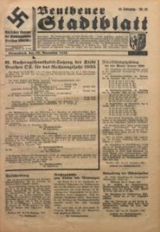 Beuthener Stadtblatt, 1935, Jg. 10, Nr. 52