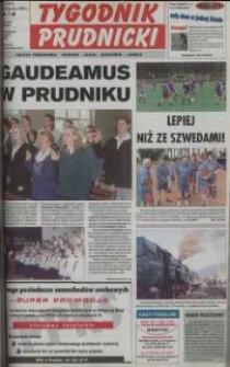 Tygodnik Prudnicki : gazeta powiatowa : Prudnik, Biała, Głogówek, Lubrza. R. 10, nr 41 (464).