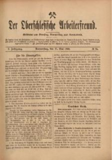 Der Oberschlesische Arbeiterfreund, 1909/1910, Jg. 10, No 24