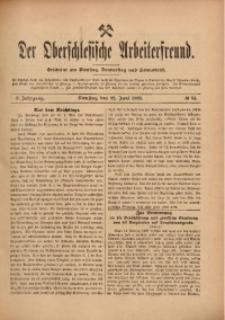Der Oberschlesische Arbeiterfreund, 1909/1910, Jg. 10, No 34