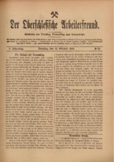 Der Oberschlesische Arbeiterfreund, 1909/1910, Jg. 10, No 82