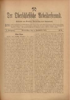 Der Oberschlesische Arbeiterfreund, 1909/1910, Jg. 10, No 92