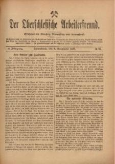 Der Oberschlesische Arbeiterfreund, 1909/1910, Jg. 10, No 93