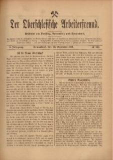 Der Oberschlesische Arbeiterfreund, 1909/1910, Jg. 10, No 108