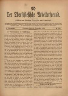 Der Oberschlesische Arbeiterfreund, 1909/1910, Jg. 10, No 114