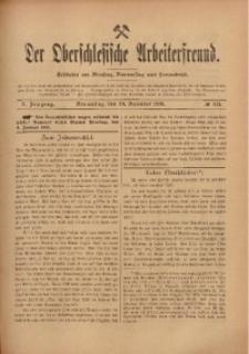 Der Oberschlesische Arbeiterfreund, 1909/1910, Jg. 10, No 115