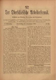 Der Oberschlesische Arbeiterfreund, 1909/1910, Jg. 10, No 120