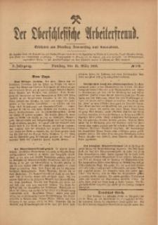 Der Oberschlesische Arbeiterfreund, 1909/1910, Jg. 10, No 146