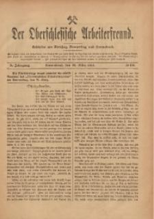 Der Oberschlesische Arbeiterfreund, 1909/1910, Jg. 10, No 151
