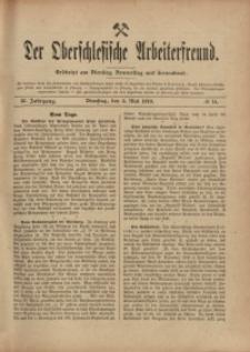 Der Oberschlesische Arbeiterfreund, 1910/1911, Jg. 11, No 14