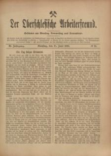 Der Oberschlesische Arbeiterfreund, 1910/1911, Jg. 11, No 34