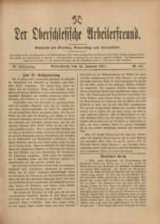Der Oberschlesische Arbeiterfreund, 1910/1911, Jg. 11, No 122