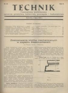 Technik, 1929, R. 2, nr 13