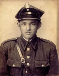 Portret Czesława Kruszewskiego.
