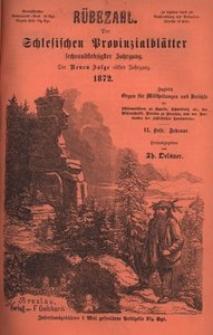 Rübezahl, 1872, Jg. 76/N. F. Jg. 11, H. 2