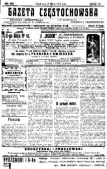 Gazeta Częstochowska, 1910, R. 2, No 68