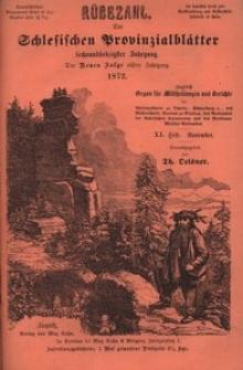 Rübezahl, 1872, Jg. 76/N. F. Jg. 11, H. 11
