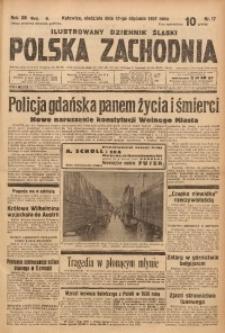 Polska Zachodnia, 1937, R. 12, nr 17