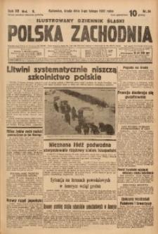 Polska Zachodnia, 1937, R. 12, nr 34