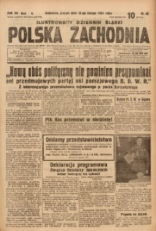Polska Zachodnia, 1937, R. 12, nr 50
