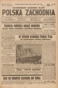 Polska Zachodnia, 1937, R. 12, nr 106
