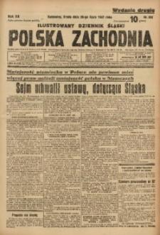 Polska Zachodnia, 1937, R. 12, nr 205