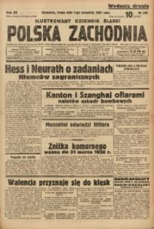 Polska Zachodnia, 1937, R. 12, nr 240