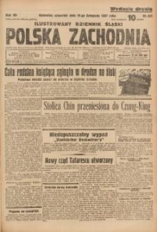 Polska Zachodnia, 1937, R. 12, nr 317
